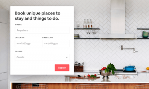 airbnb rental business